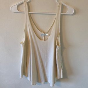 Flow cream tank from urban outfitters